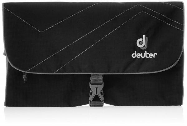 (Amazon Prime)Deuter Kulturbeutel Wash Bag II Black-Titan für 7,33 €