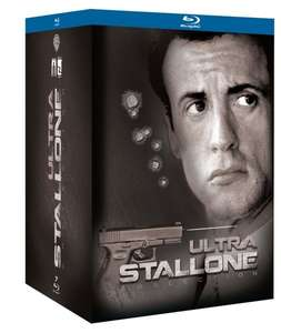 [Amazon.fr] Ultra Stallone Collection [Blu-ray]