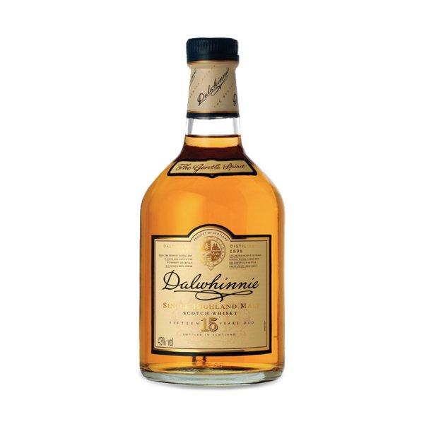 [springlane] zwei Flaschen Dalwhinnie Single Malt Whisky 15 Years /entspricht 28,46 EUR die Flasche