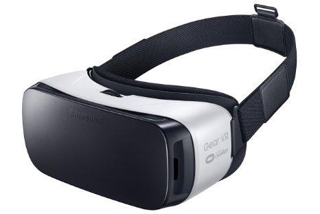 [ebay wow] Samsung Gear VR SM-R322 - Virtual Reality Brille für Samsung S6 + S6 Edge + Note 5
