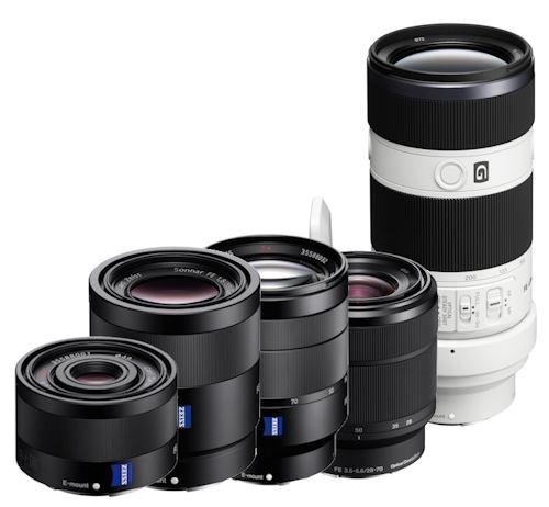 [Amazon] 15% Rabatt auf alle Sony E-Mount Vollformat Objektive, z.B. 16-35mm f4 für 991,50€