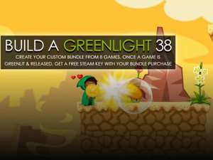 [STEAM?] Build a Greenlight Bundle 38 @ Groupees