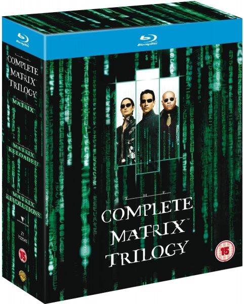 Zavvi Box Set Rabatt: 10% auf Matrix Trilogy Blu-ray 9,71 € [nur english ton!]