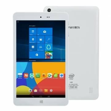 Chuwi HI8 - Dual Boot Windows 10 und Android 4.4.4 - 8 Zoll Tablett für 83,58 € @banggood.com