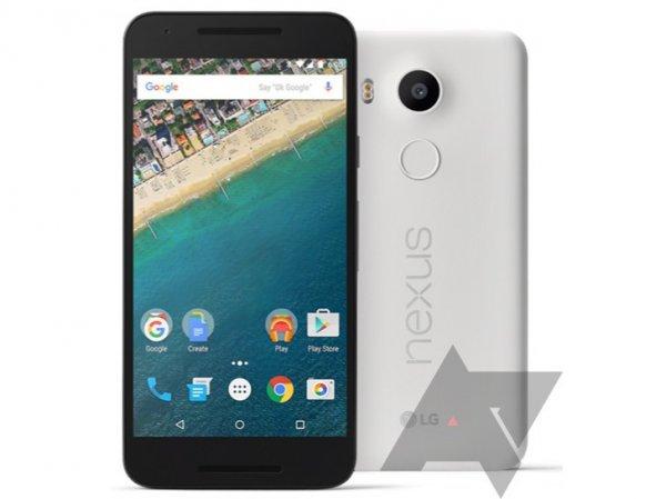 [Amazon] Nexus 5X 16GB/32GB schwarz/weiß für 349€/399€