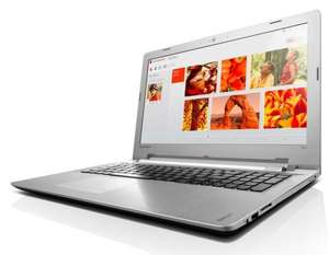 "Lenovo IdeaPad 500-15ISK - 15,6"" Full HD, Core i5-6200U, 4GB Ram, 1000 GB HDD, DVD Brenner, HDMI, WLAN ac, 3D-Camera für 466,65€ bei Notebooksbilliger"