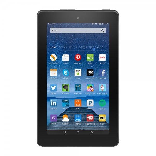 (Amazon Prime) Fire Tablet wieder für nur 49,99€ & Kids Edition für 99,99€ --- 7 Zoll Display, WLAN, 8 GB - mit Spezialangeboten ---