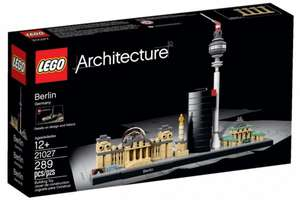 [buecher.de] Lego Architecture Sets