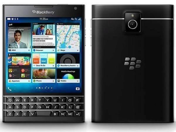 [online] BlackBerry Passport Schwarz für 406,99 € inkl. Versand @notebooksbilliger.de
