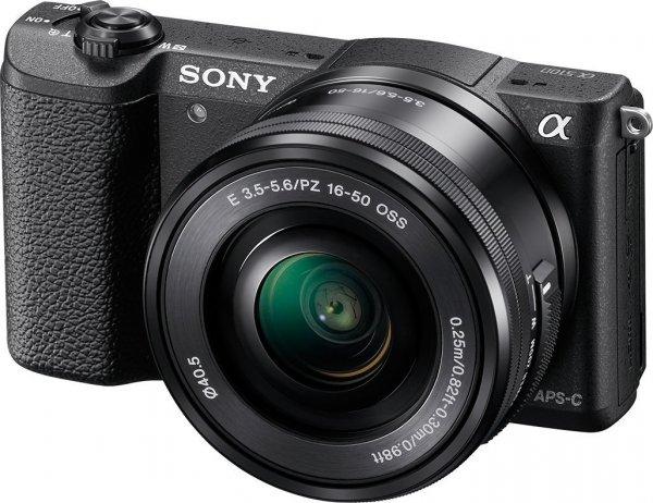 Sony Alpha 5100 Kit 16-50 mm für 362€ bei Amazon.co.uk