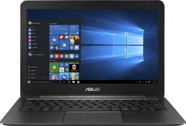 Saturn online: ASUS UX305CA-FC167T Notebook mit 13.3 Zoll, 128 GB Speicher, 8 GB RAM, Core m7 Prozessor, Windows 10 (64 Bit), Schwarz