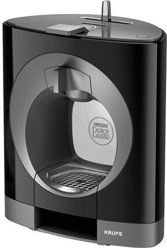 Krups Nescafé Dolce Gusto Oblo Kaffeekapselmaschine, KP 1108, manuell, schwarz für 43,94 € [XXXL]
