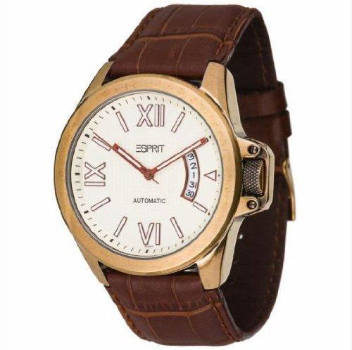 Esprit Herren-Armbanduhren Automatik