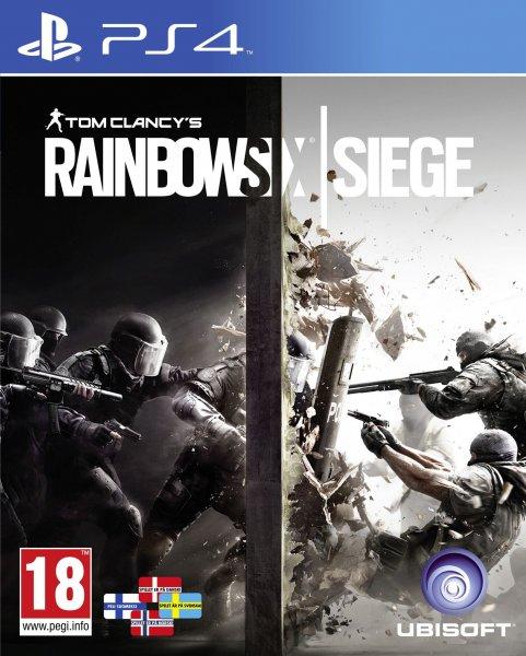 [365games.co.uk] Tom Clancy's Rainbow Six Siege PS4 und Xbox One  für 36,80€ inkl. Versand
