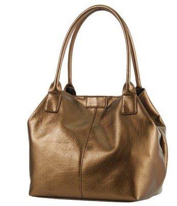 Tom Tailor Acc Damen Shopper, Farbe: Bronze, Amazon.de Prime 11,34€