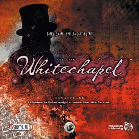 Die Akte Whitechapel (Brettspiel, Gesellschaftsspiel, Spiele-Offensive.de)