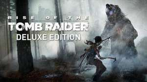 [Greenmangaming.com] Rise Of The Tomb Raider Digital Deluxe Edition - Steam Key