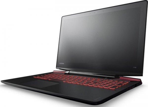 "[Wieder da] Lenovo IdeaPad Y700-15ISK, Core i5-6300HQ Quad-Core bis 3,2GHz, GTX 960M, 8GB RAM, 1TB HDD, 15,6"" Full HD IPS, beleuchtete Tastatur - 764,15€ @ Notebooksbilliger.de"