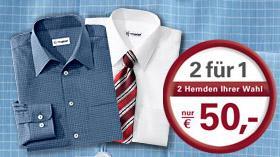 div. Hemden Walbusch -  Preis 2 für 1 - auch Sondergrößen - 50€ + VSK