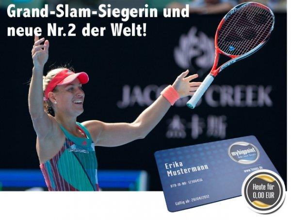 [Für Tennisspieler] Mybigpoint Premium Mitgliedschaft 1 Jahr Gratis (u. a. kostenlose Tageskarte Therme Erding) [NUR HEUTE 30.01.2016 für Tennisspieler im Verband]