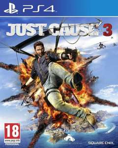 [amazon.co.uk] Just Cause 3 Day 1 Edition (PS4) für 42,69€ inkl. Versand