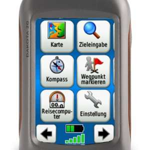 Garmin dakota 20 Navigation @ Amazon.de für 159,99 Euro statt 255,79