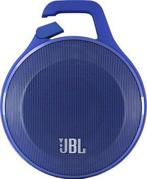 [Saturn] JBL Clip Bluetooth-Lautsprecher in Blau für 24,99€ Versandkostenfrei. 2 Stück mit Gutschein für 44,88€ (22,44€ Einzelpreis]