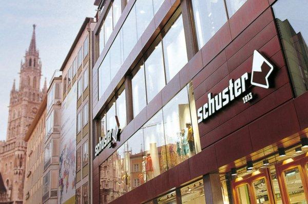 [lokal München] Sport Schuster Räumungsverkauf - bis zu 70% ab 03. Februar