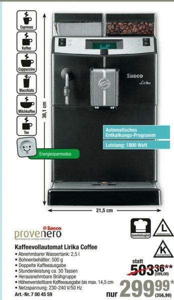 [Offline METRO] Kaffeevollautomat für Zuhause oder Gewerbe für nur 357€