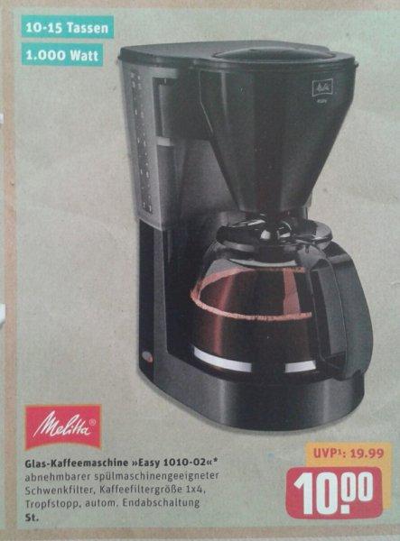 Lokal: Melitta Easy Kaffeemaschine