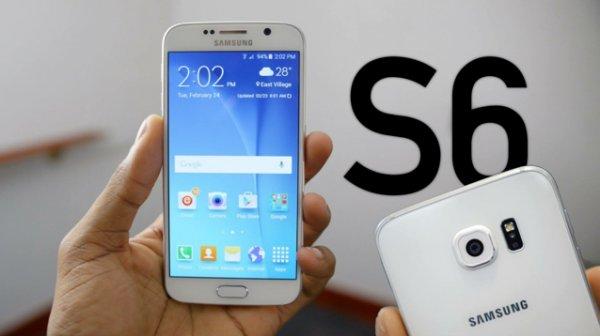 [Saturn] Samsung Galaxy S6 | 32 GB | Gold, Weiß, Schwarz, Blau
