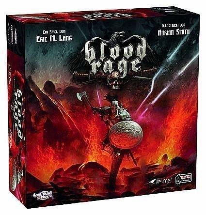 [Bücher.de] Blood Rage (Brettspiel / Bestpreis)