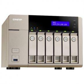 [Notebooksbilliger] QNAP Turbo Station TVS-663-4GB [0/6 HDD/SSD, 2x Gigabit-Lan, 5x USB, 2x HDMI]  für 706,99€ inc. Versand