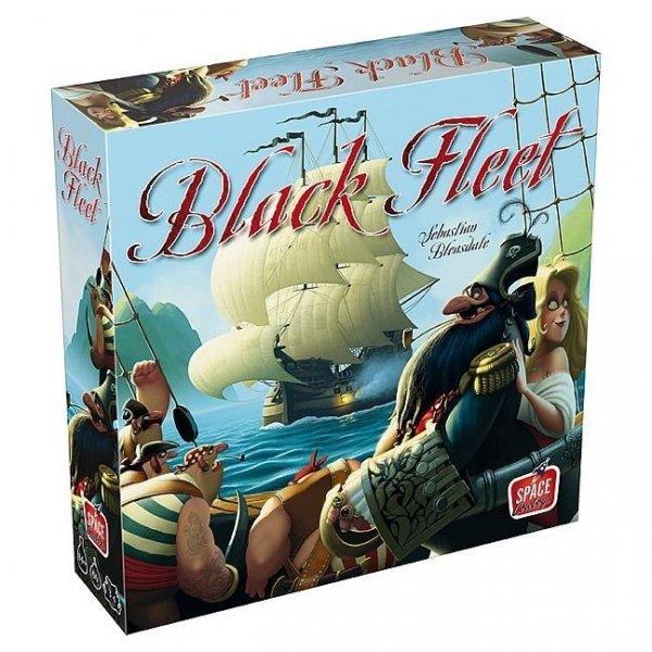 [Hugendubel.de] Black Fleet (Brettspiel)