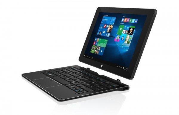 [Ebay] Trekstor Surftab Duo W1 3G (10,1'' FHD IPS Touch, Intel® Atom™ x5-Z8300, 2GB RAM, 32GB intern, UMTS, microHDMI + USB 3.0 + microSD, Digitizer-Funktion, Wlan ac, 7500 mAh, Windows 10) + Tastaturdock für 239,99€