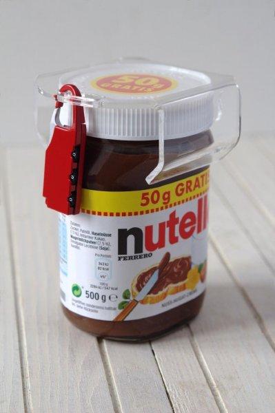 [Amazon] Nutella Schloss Aktion - 5kaufen -> 1gratis