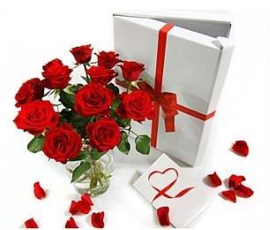 12 Rote Rosen für 2,99€ bei Bloompost