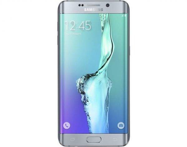 "[Allyouneed] Samsung Galaxy S6 Edge+, Smartphone, 4G LTE, 32 GB, 5,7"" 2560 x 1440 Pixel Super AMOLED, 16 MPix (5 MPix Frontkamera), Android, Silver Titaninum für 609,-€ Versandkostenfrei"