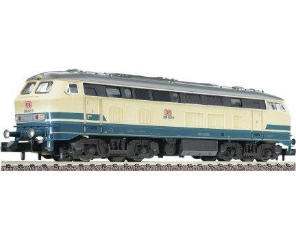 [SMDV] Fleischmann 723610 N Diesellok BR 218 der DB AG für 74,90€ Versandkostenfrei