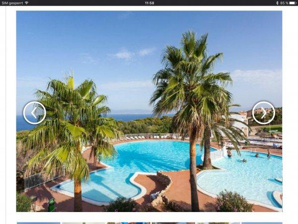 1 Woche Mallorca AI für 2 Erwachsene und 2 Kids (7/12 J.) im Hotel Sun Club Eldorado und TUIfly Flügen insges. 1.189 Euro