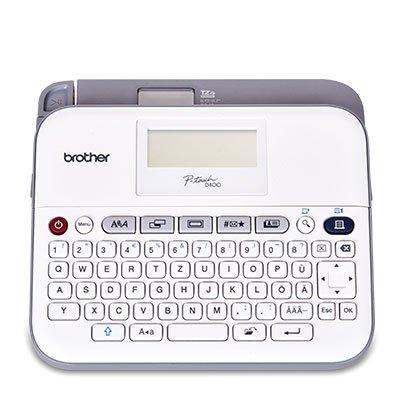 Druckerzubehoer.de: Brother Beschriftungsgerät P-touch D400 für 23,96 €