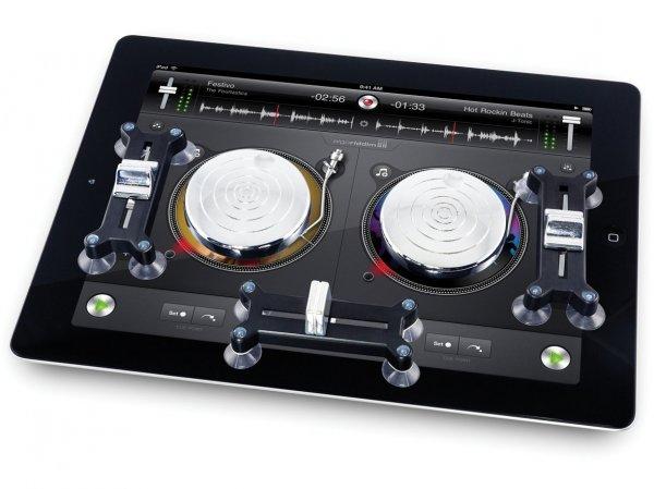 [redcoon] Ion Scratch2Go (iPad DJ-Controls)