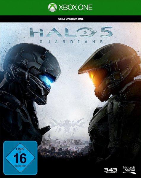 [Saturn Österreich] Halo 5 Guardians [Xbox One] für 26,-€ inc. Versand nach Deutschland bzw..19,-€ für alle Österreicher!
