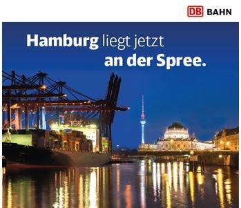 IRE Berlin-Hamburg schon ab 14,90 € statt 19,90 €, solange der Vorrat reicht.