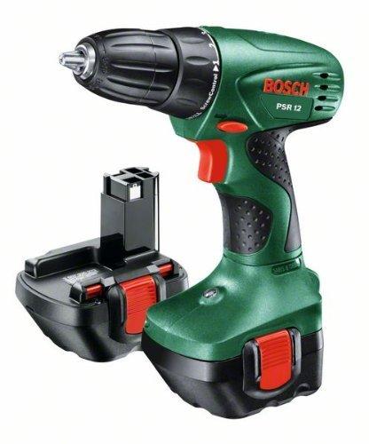 Bosch PSR 12 inkl. 2 Akkus und 51-tlg. Zubehörset ab 79,99€ @hagebau/amazon