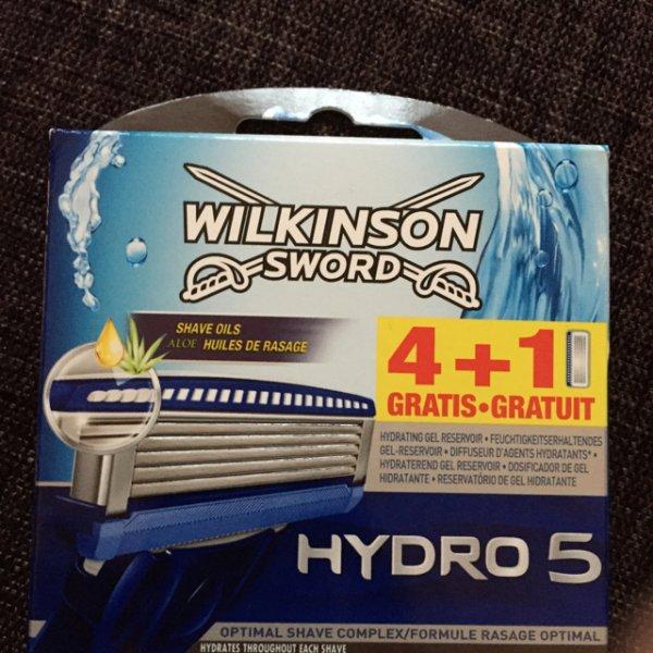 Wilkinson Hydro 5, 5 Klingen bei Rossmann