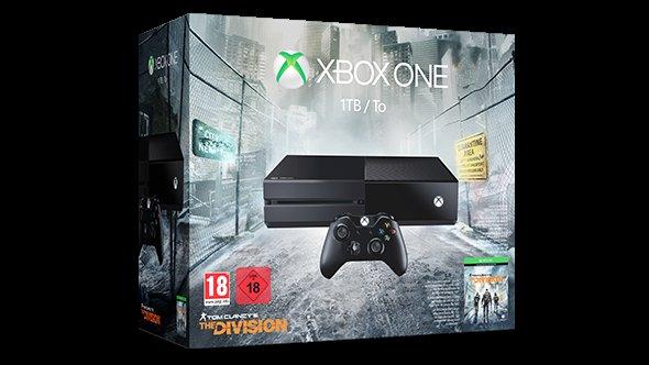Microsoft Xbox One 1TB + Tom Clancy's The Division für 359,00€ (BILDUNGSSTORE) I Microsoft Store
