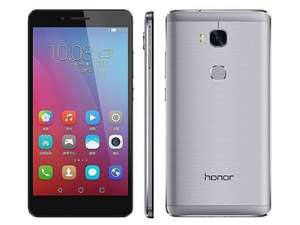 [Vmall] Honor 5X LTE + Dual-SIM (5,5x27x27 FHD IPS, Snapdragon 616 Octacore, 2GB RAM, 16GB intern, 13MP + 5MP mit Dual-Blitz, Metallrückseite, Fingerabdrucksensor, kein Hybrid-Slot, 3000 mAh, Android 5.1 -> Android 6) für 209,99€