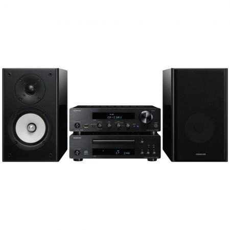 Onkyo CS-1045  Mini-HiFi-Kompaktanlage schwarz für 399,- € @Redcoon