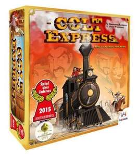 [ebay] Colt Express - Spiel des Jahres 2015 14,99